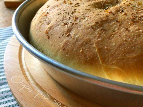 Focaccia ripiena pomodorini e mozzarella, ricetta