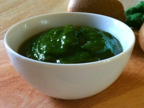Salsa Kiwi, ricetta base semplice veloce e versatile