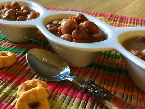 Zuppa di legumi, ricetta saporita semplice e genuina