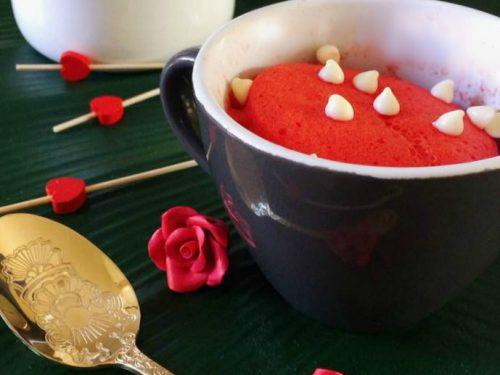 Mug cake alla vaniglia, ricetta dolce semplice e veloce