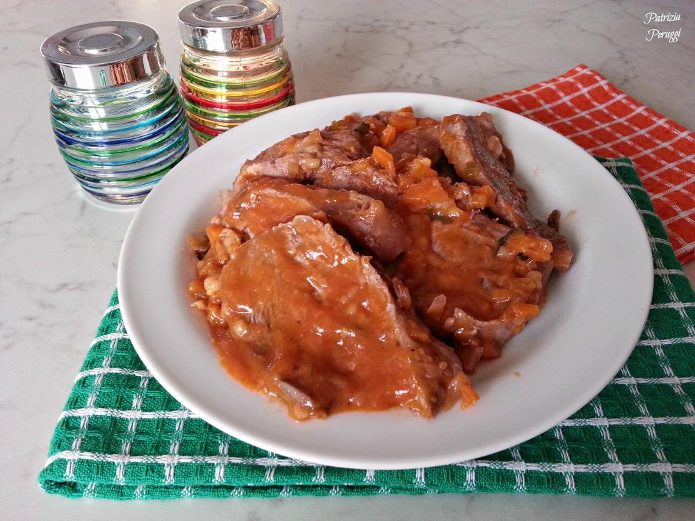 BRASATO AL VINO BIANCO | Patrizia in cucina...
