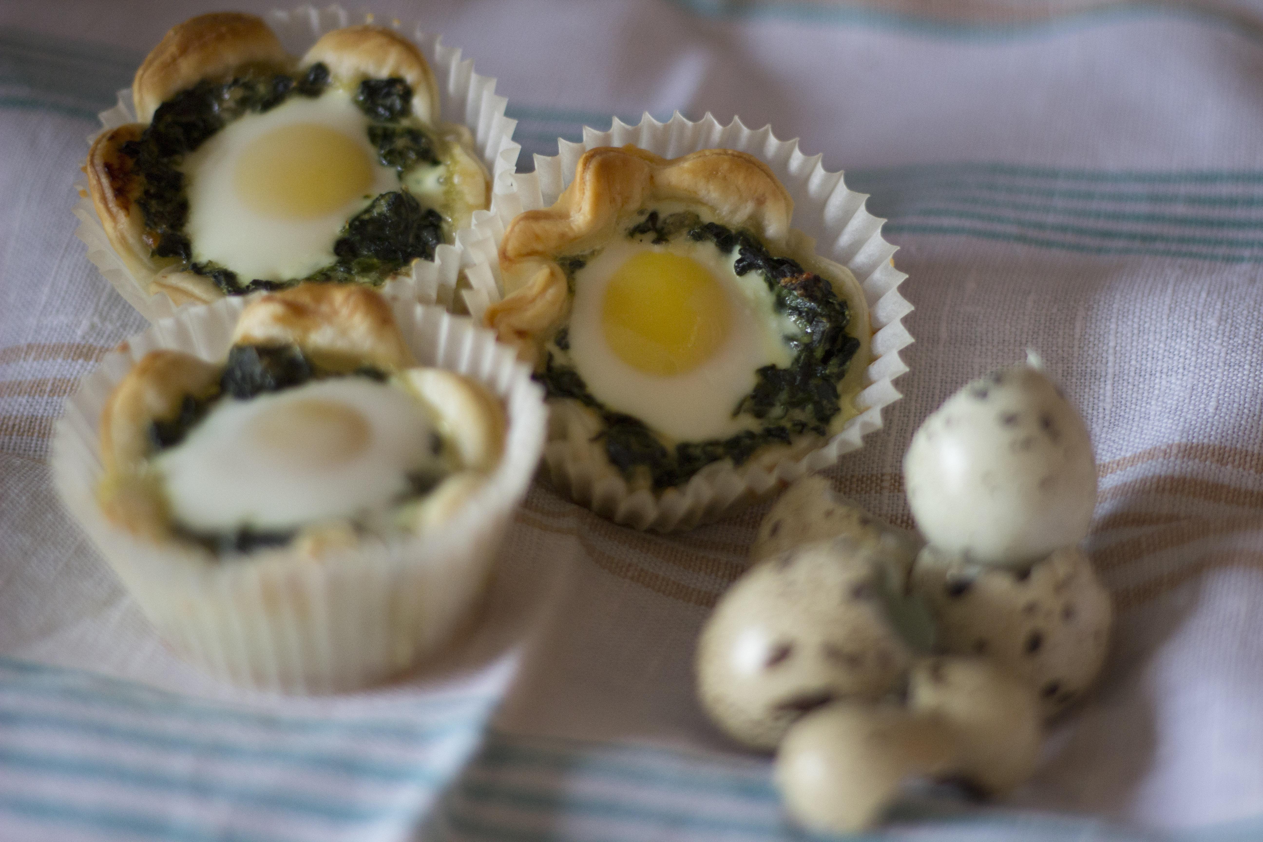 torta pasqualina con uova di quaglie | paese che vai, ricetta che ... - Cucinare Uova Di Quaglia