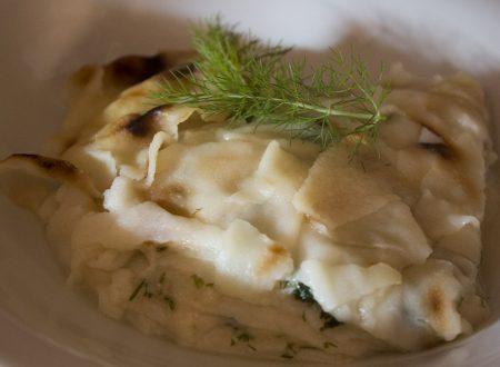 Zuppa di pane al finocchietto – Sardegna