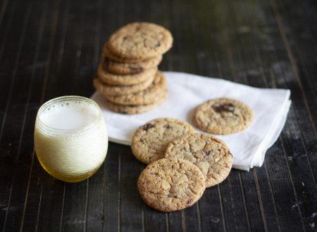 Cookies alle Noci e Cioccolato – USA