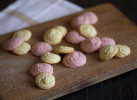 Biscotti da tè al Limone e Alchermes