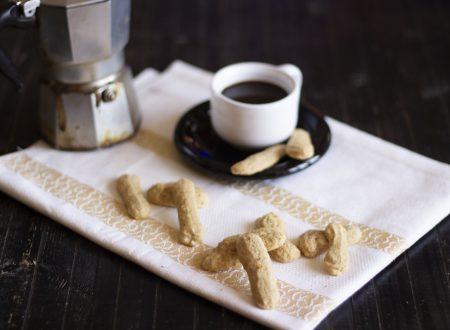Biscotti Veloci al Caffè