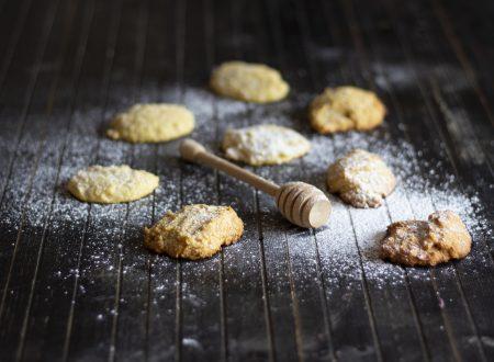 Biscotti al Miele e Cocco