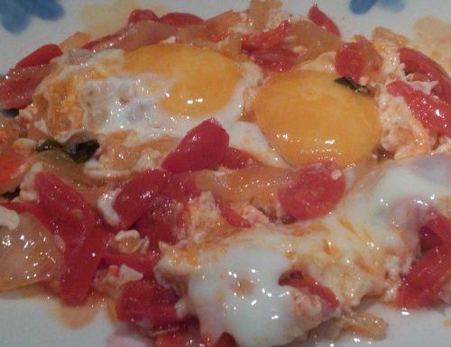 Le Uova in Purgatorio, la mia ricetta