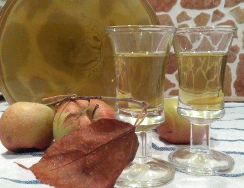 Liquore di Cedrina, raffinato Elisir d'altri tempi