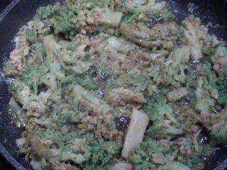 Moringa e Broccolo romanesco