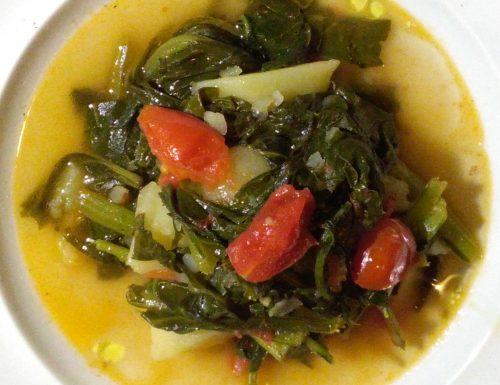 Zuppa di Bietole, per scaldare l'inverno