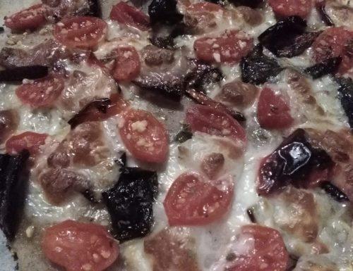 La buona Pizza di Grano Saraceno