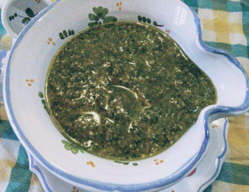 Crema di Nepetella, versatile e buonissima