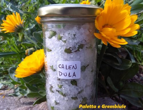 Boccioli di Calendula sotto sale, ottima alternativa ai Capperi