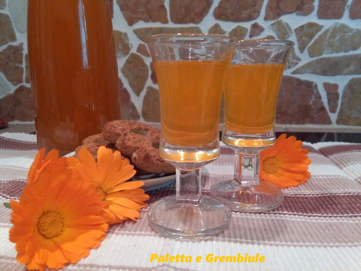 Liquore di Calendula