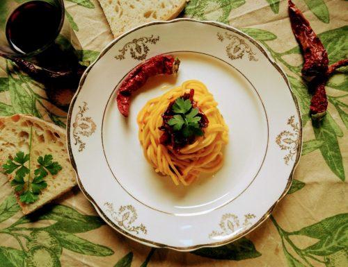 Spaghetti alla Trappitara