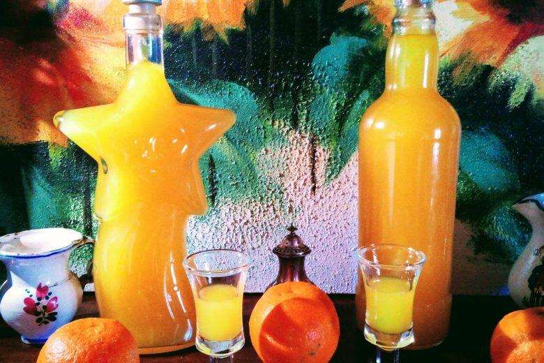 L'Arancello antico il liquore dei frati