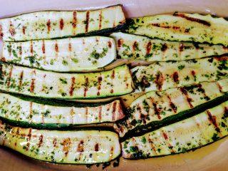 Zucchine profumate