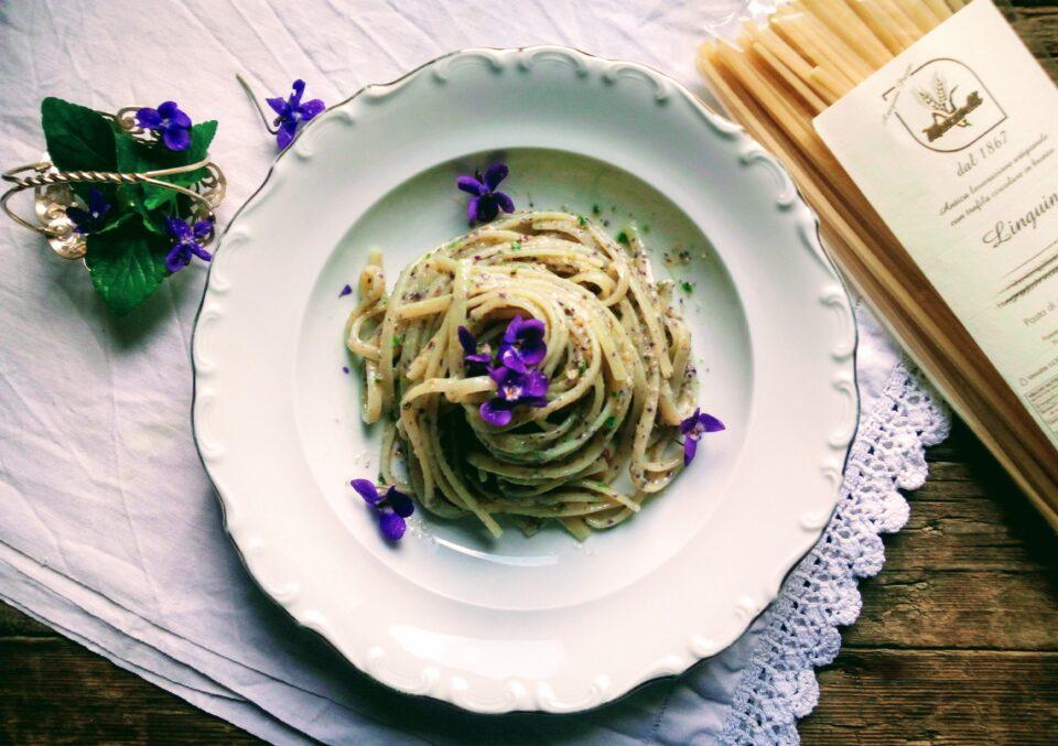 Pesto di Violette