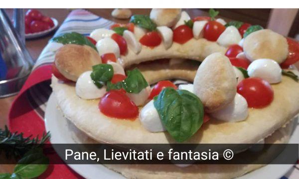 Crostata di pizza