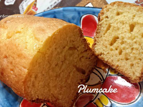 Plumcake – ricetta soffice ed umida