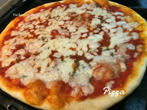 Pizza, dall'impasto alla cottura! -facciamola a casa :)