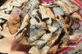 Chiacchiere/frappe fritte e al forno croccanti