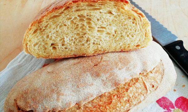 Pane semplice di semola