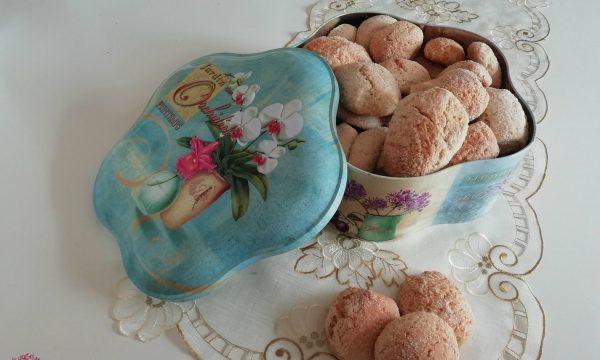 Biscotti da inzuppo alla cannella