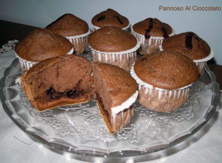 Muffin nutella split – ricetta con e senza bimby