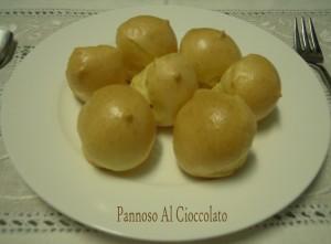 Bignè - ricetta della pasta choux