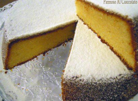 Torta caprese al limone e cioccolato bianco – ricetta con e senza bimby