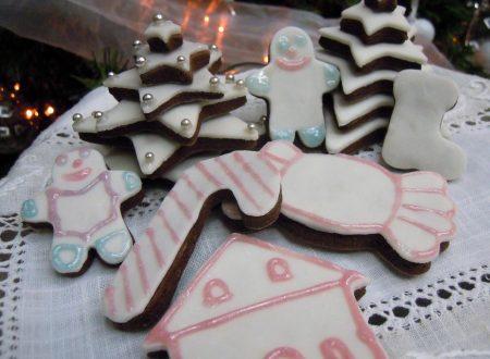 Biscotti di Natale – Ricetta della pasta frolla al cacao