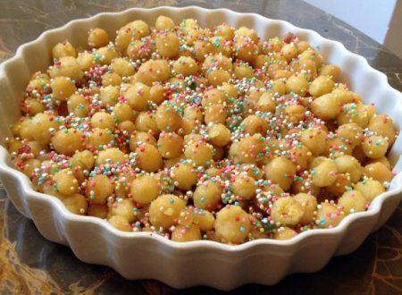 Struffoli – Ricetta di Natale