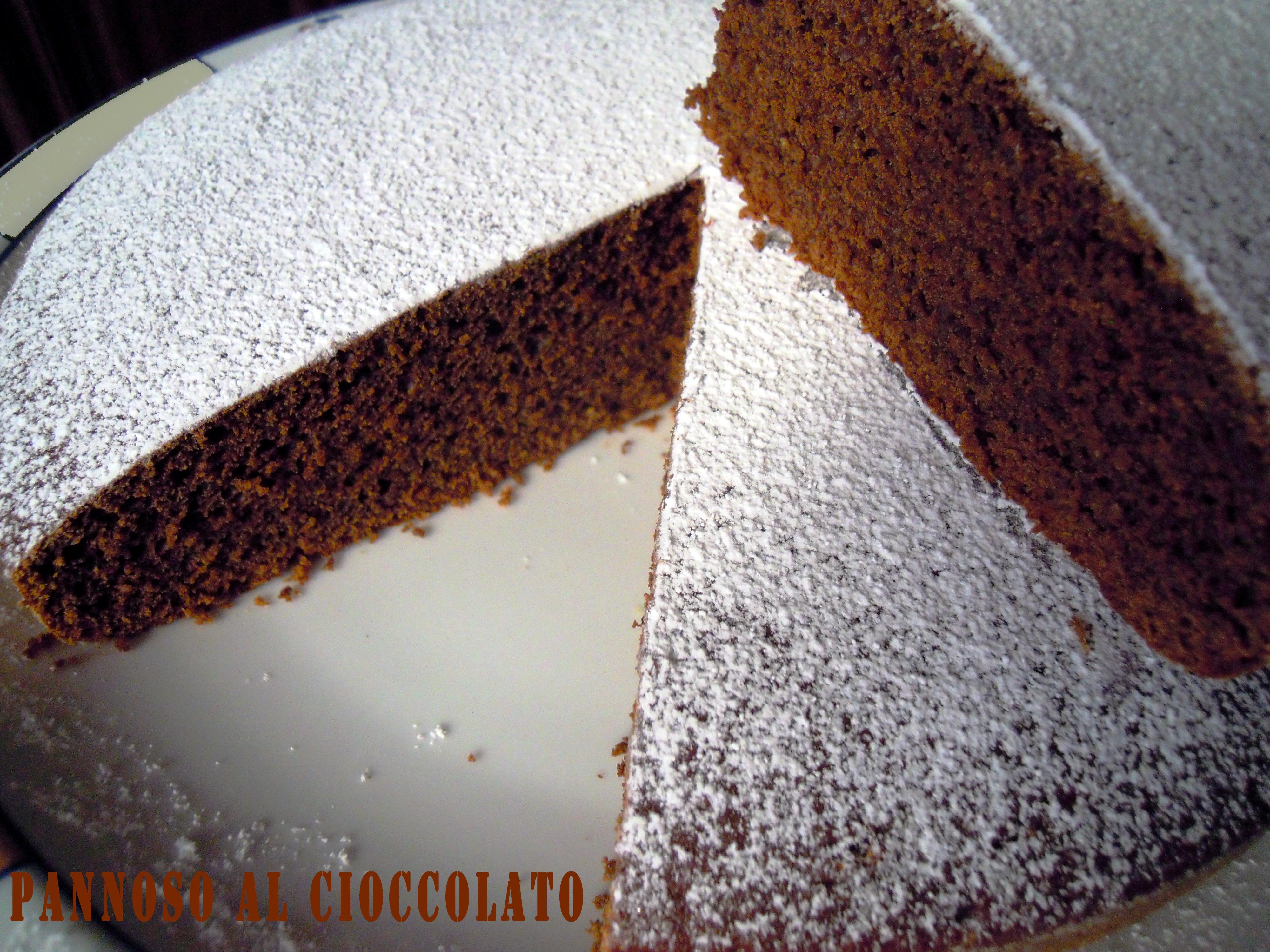 Torta Senza Uova Al Cioccolato.Torta Al Cioccolato Bilbolbul