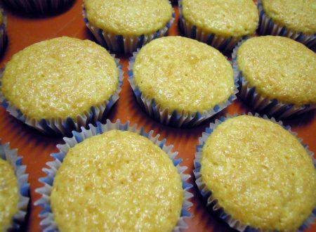 Muffin al cioccolato bianco – ricetta senza burro