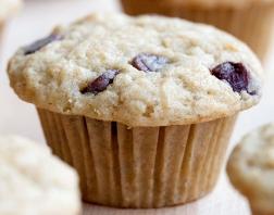Muffin alle mele e pandoro - ricetta postNatalizia