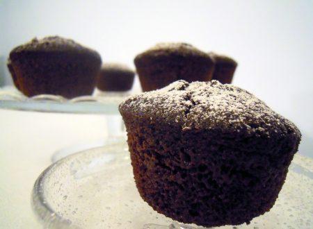 Muffin al cioccolato – ricetta vegan