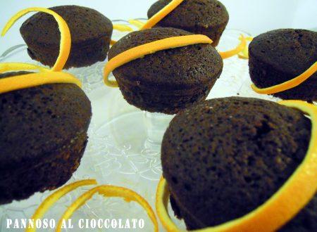 Muffin al cioccolato arancia e cannella – Ricetta vegan