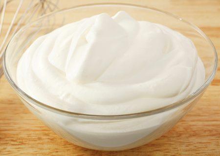 Crema chantilly al latte – ricetta crema senza uova