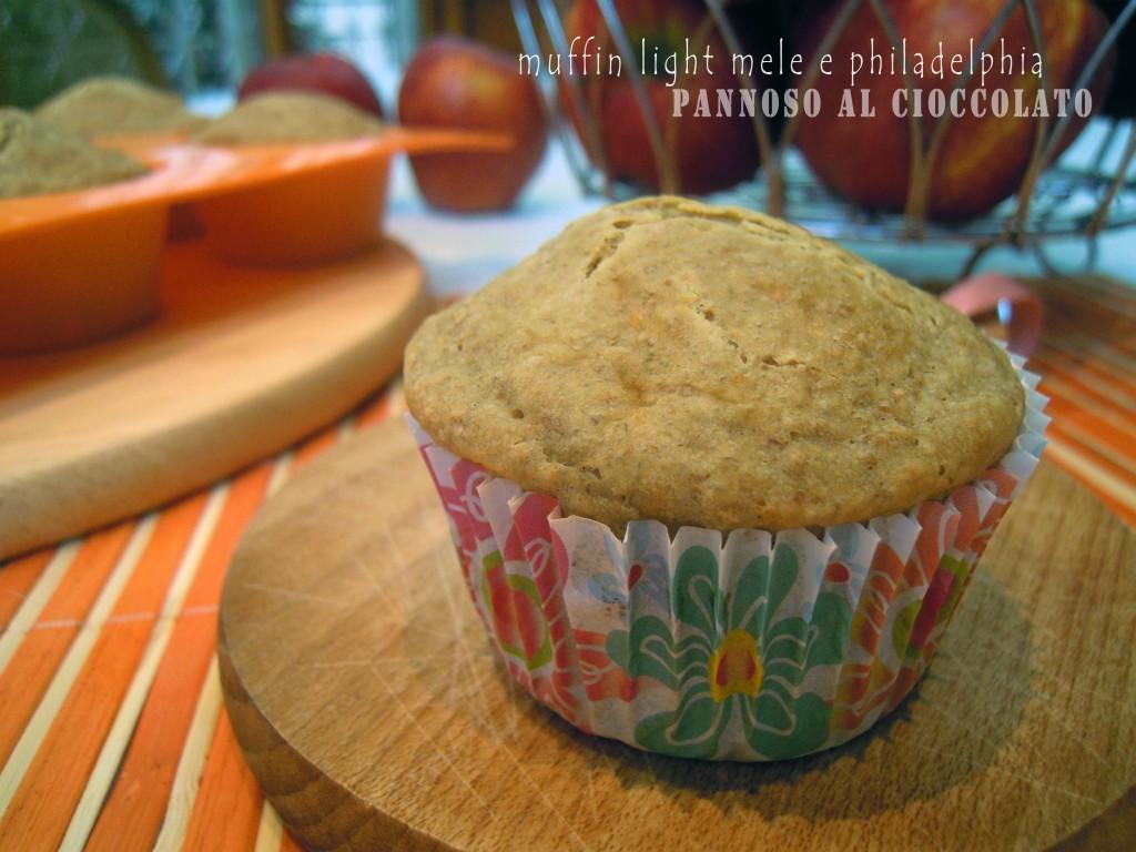 muffin light mele e philadelphia