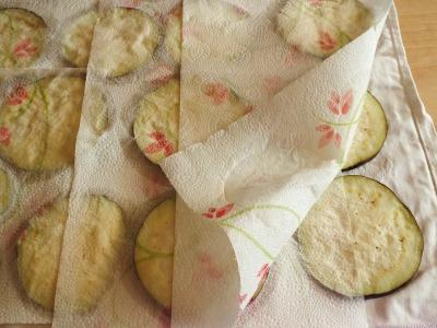 melanzane asciugate