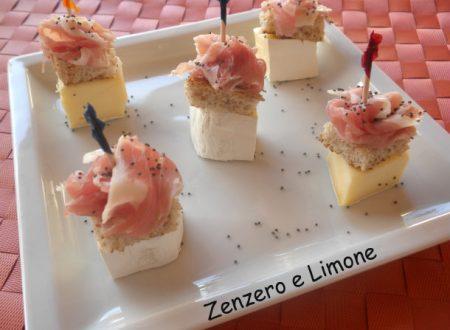Stuzzichino di formaggio (ricetta n.2)