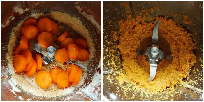 nocciole e carote Collage