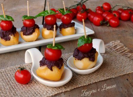 Stuzzichino di formaggio (ricetta n.1)