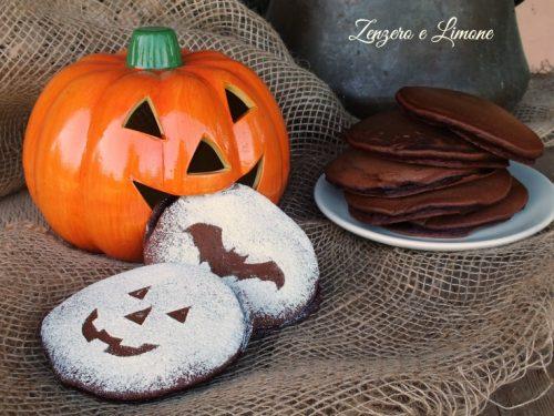Pancakes di Halloween