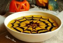 Vellutata di zucca, ricetta di Halloween