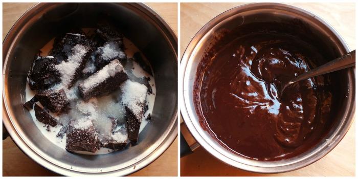 cioccolato Collage
