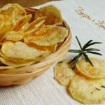 patatine chips fatte in casa