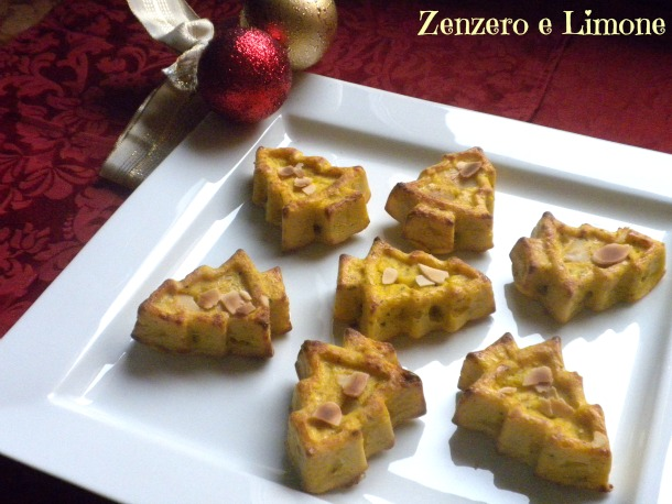 ricette natalizie raccolta zenzero e limone